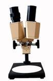 μικροσκόπιο Στοκ εικόνα με δικαίωμα ελεύθερης χρήσης