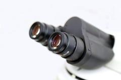 μικροσκόπιο Στοκ Εικόνα