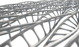 Μικροϋπολογιστής σκελών DNA στοκ εικόνες με δικαίωμα ελεύθερης χρήσης
