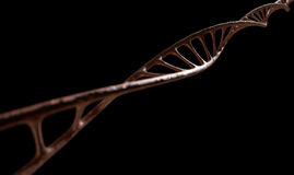 Μικροϋπολογιστής σκελών DNA στοκ φωτογραφία