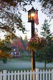 Μικρού χωριού ΗΠΑ Στοκ εικόνες με δικαίωμα ελεύθερης χρήσης