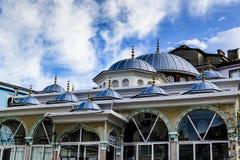 Μικρού χωριού μουσουλμανικό τέμενος Στοκ Εικόνες