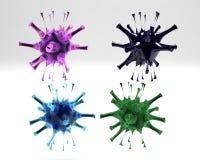 μικρόβιο Στοκ φωτογραφίες με δικαίωμα ελεύθερης χρήσης