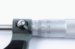 μικρόμετρο λεπτομέρεια&sigmaf στοκ φωτογραφία
