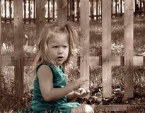 μικρός αναρωτιέται Στοκ φωτογραφία με δικαίωμα ελεύθερης χρήσης