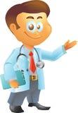 Μικρός γιατρός Στοκ Εικόνες