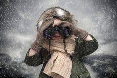 Μικρός εξερευνητής στοκ εικόνα με δικαίωμα ελεύθερης χρήσης