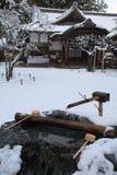 Μικρός ιαπωνικός ένας gardern Στοκ φωτογραφία με δικαίωμα ελεύθερης χρήσης