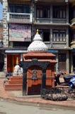 Μικρός ινδός ναός Στοκ εικόνες με δικαίωμα ελεύθερης χρήσης