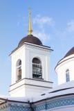 μικρός ναός Στοκ Εικόνα