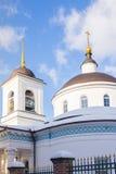μικρός ναός Στοκ Φωτογραφίες