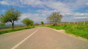 Μικρός δρόμος στους τομείς της Μοραβία φιλμ μικρού μήκους