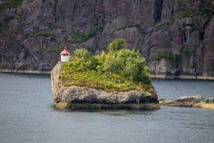 Μικρός φάρος Στοκ Φωτογραφία