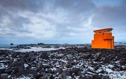Μικρός φάρος Στοκ φωτογραφίες με δικαίωμα ελεύθερης χρήσης