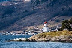 Μικρός φάρος Στοκ εικόνες με δικαίωμα ελεύθερης χρήσης