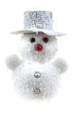 Μικρός χιονάνθρωπος Στοκ εικόνες με δικαίωμα ελεύθερης χρήσης