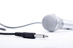 μικρόφωνο στοκ φωτογραφία με δικαίωμα ελεύθερης χρήσης