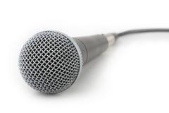 μικρόφωνο στοκ φωτογραφία