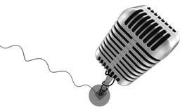 μικρόφωνο Απεικόνιση αποθεμάτων