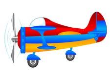 Μικρό αεροπλάνο Στοκ Εικόνα