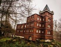 Μικρό αντίγραφο του εργοστασίου Στοκ φωτογραφίες με δικαίωμα ελεύθερης χρήσης