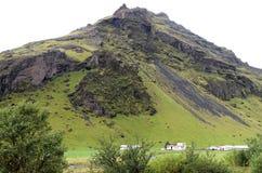 Μικρό βουνό στην Ισλανδία Στοκ φωτογραφία με δικαίωμα ελεύθερης χρήσης