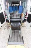 Μικρό λεωφορείο εκτός λειτουργίας φυσικά στοκ φωτογραφίες με δικαίωμα ελεύθερης χρήσης