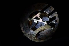 μικρό ηλιακό ρολόι Στοκ φωτογραφία με δικαίωμα ελεύθερης χρήσης