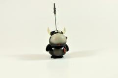 Μικρό διακοσμητικό hippopotamus φ στοκ φωτογραφία με δικαίωμα ελεύθερης χρήσης