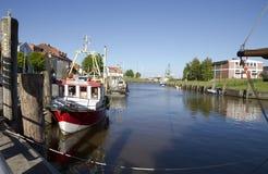 Μικρό λιμάνι Στοκ εικόνα με δικαίωμα ελεύθερης χρήσης