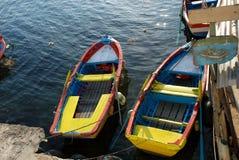 Μικρό λιμάνι Στοκ φωτογραφία με δικαίωμα ελεύθερης χρήσης