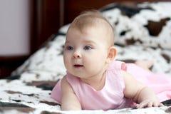 Μικρό κορίτσι πορτρέτου Στοκ εικόνες με δικαίωμα ελεύθερης χρήσης