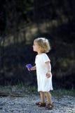 Μικρό κορίτσι Στοκ Φωτογραφία