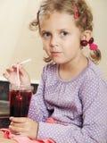 Μικρό κορίτσι Στοκ Εικόνα