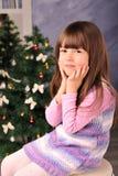Μικρό κορίτσι Στοκ Εικόνες