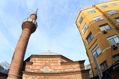 Μικρό μουσουλμανικό τέμενος στη Ιστανμπούλ Στοκ φωτογραφίες με δικαίωμα ελεύθερης χρήσης