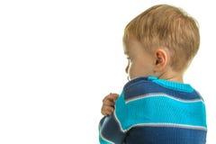 Μικρό παιδί που βλάπτεται Στοκ Φωτογραφίες