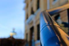 Μικρό πόλης Δημαρχείο του Μισσούρι Στοκ εικόνα με δικαίωμα ελεύθερης χρήσης