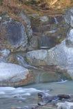 μικρό ρεύμα βουνών Στοκ φωτογραφία με δικαίωμα ελεύθερης χρήσης