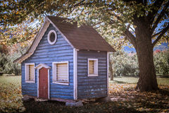 Μικρό σπίτι παιχνιδιού στοκ εικόνα