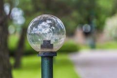 μικρό φανάρι σε έναν κήπο Στοκ φωτογραφίες με δικαίωμα ελεύθερης χρήσης