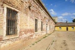 Μικρό φρούριο Terezin Στοκ εικόνα με δικαίωμα ελεύθερης χρήσης