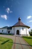 μικρό χωριό εκκλησιών στοκ εικόνες