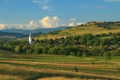 Μικρό χωριό sekler Στοκ Εικόνα