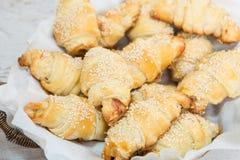 Μικρό ψωμί όπως τα πρόχειρα φαγητά Στοκ Φωτογραφίες