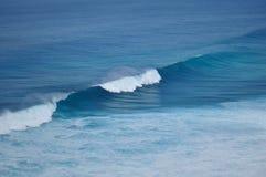 Μικρό ωκεάνιο κύμα Στοκ φωτογραφίες με δικαίωμα ελεύθερης χρήσης
