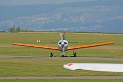Μικρό ariplane Στοκ Φωτογραφία