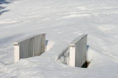μικρό thaw άνοιξη γεφυρών Στοκ φωτογραφίες με δικαίωμα ελεύθερης χρήσης