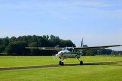 μικρό turboprop αεροπλάνων Στοκ Εικόνα