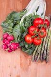 Μικτά λαχανικά Στοκ Εικόνα